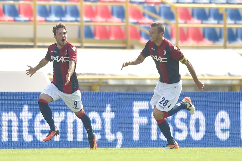 Il Bologna si impone per 2-1 contro il Cagliari: in gol Verdi e Di Francesco