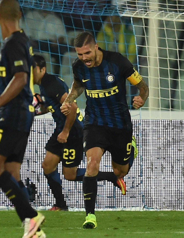 Inter, Icardi è sempre più leader: l'argentino fa meglio di Ronaldo