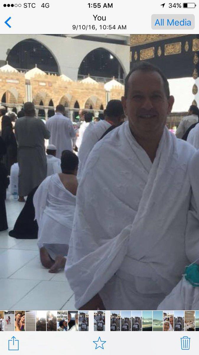 Ecco l'ambasciatore inglese che si è convertito all'islam