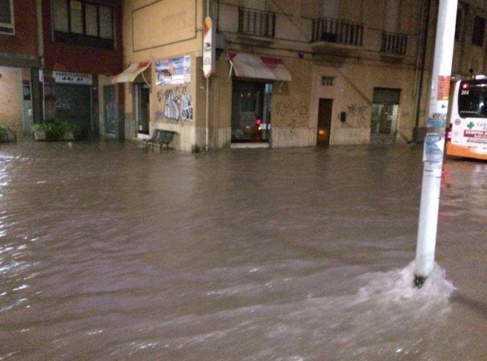 Allarme maltempo: nubifragi in Sardegna, Lazio e Toscana