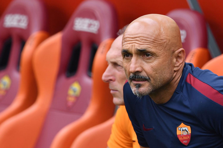 """Spalletti provoca: """"Se Totti smette di giocare me ne vado anche io"""""""