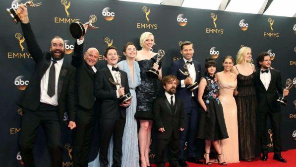 """Emmy Awards: """"Game of Thrones"""" è il titolo più premiato di sempre"""