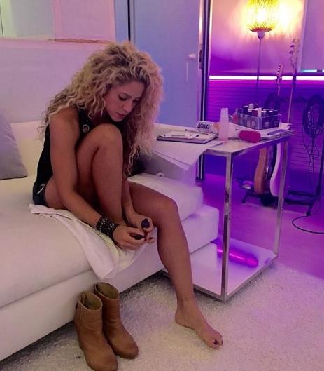 Shakira usa i sex-toy? La foto che manda in visibilio i fan