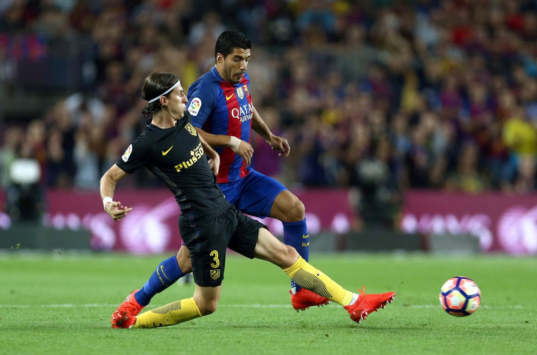 """Filipe Luis contro Suarez: """"Così ha ridotto il mio piede"""""""