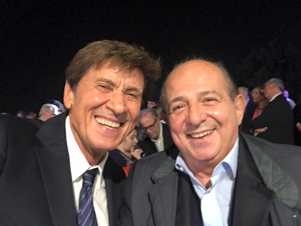 Morandi-Magalli: si scattano il selfie della pace