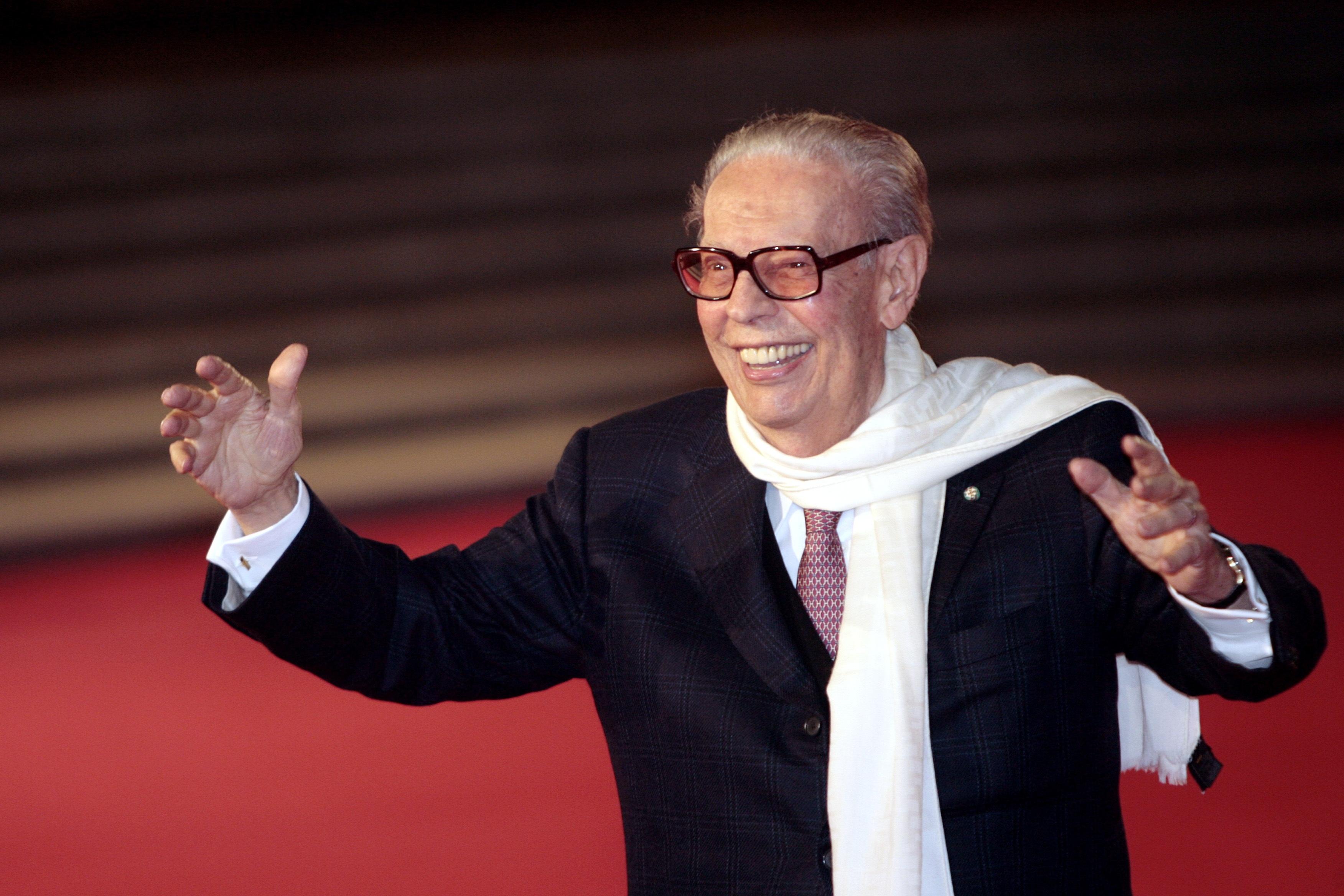 Gianluigi Rondi l'eminenza a colori del cinema italiano