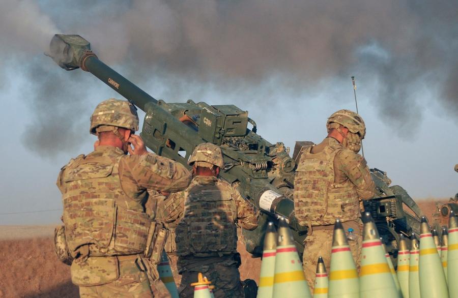 Iraq, confermato attacco chimico contro le truppe Usa