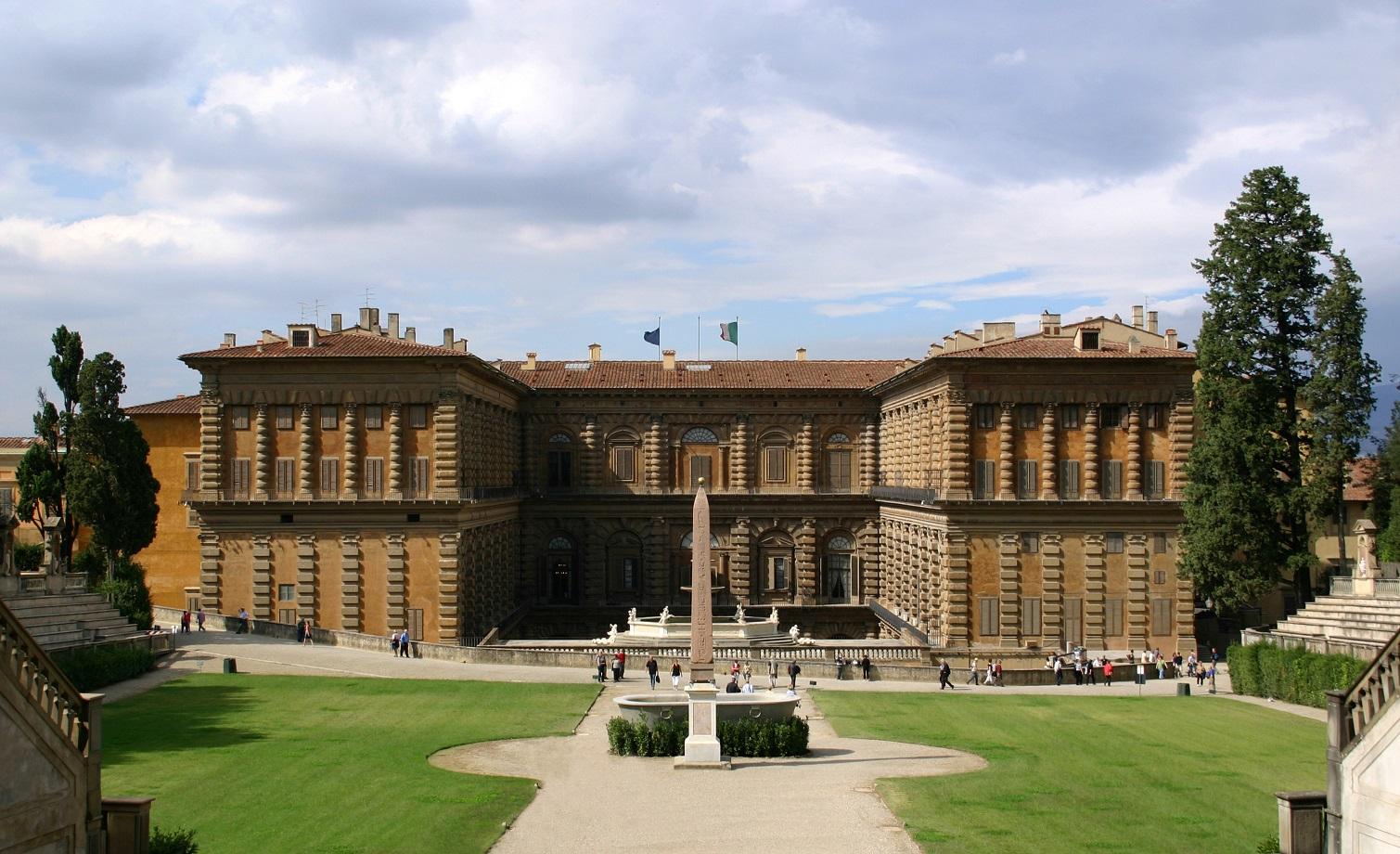 Palazzo Pitti diventa location per un addio al celibato