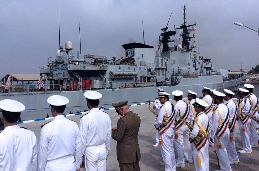 Iran, possibile cooperazione militare con l'Italia