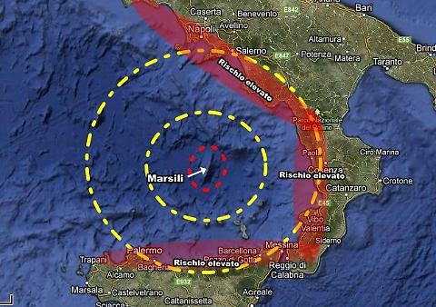 """Marsili, quel vulcano sommerso che allarma i geologi: """"Rischio tsunami"""""""