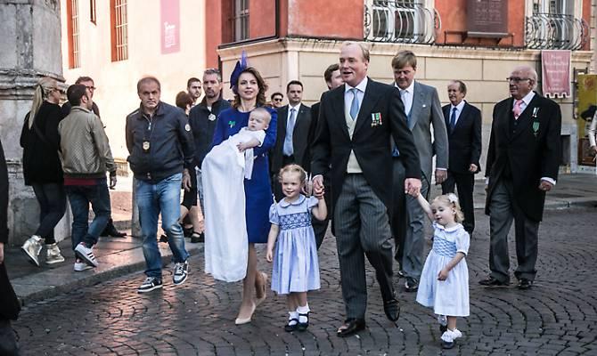I Borbone si riprendono Parma (per un giorno)