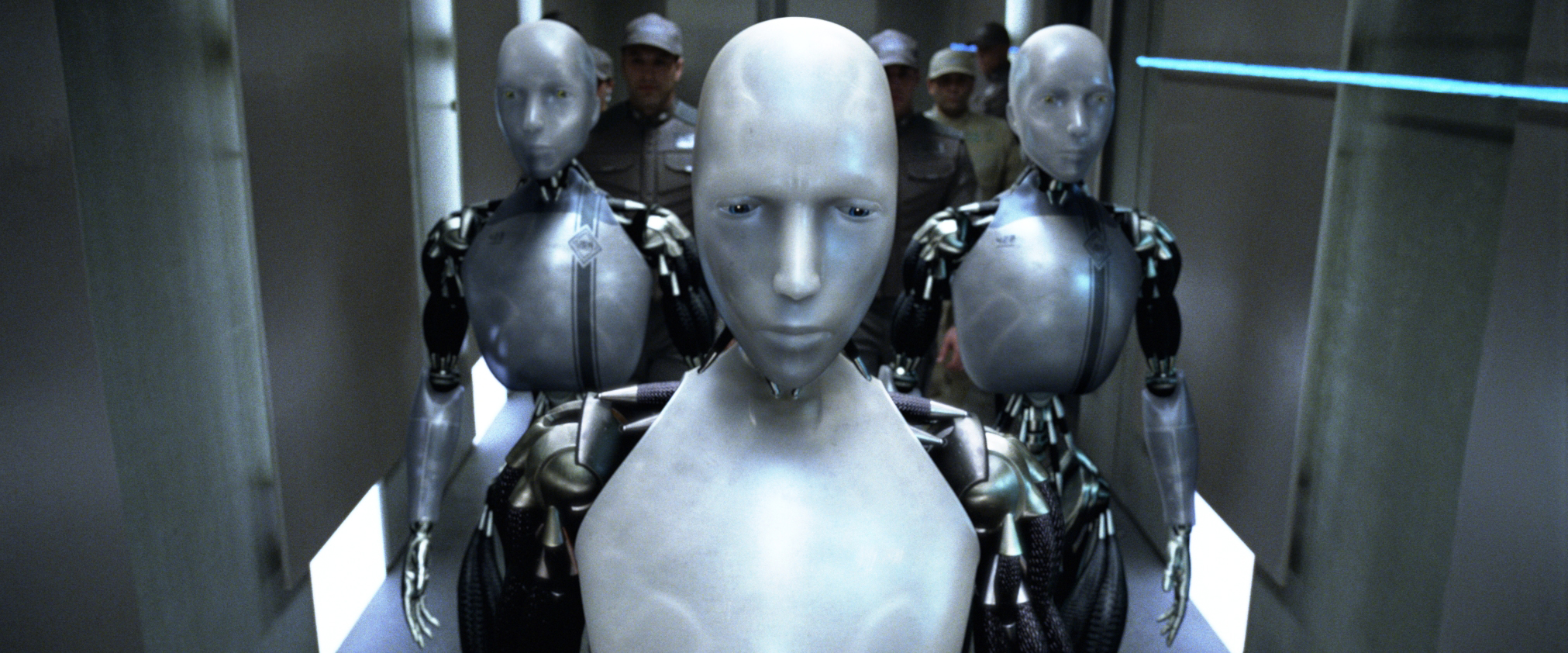 Creiamo robot per sentirci dio e poi temiamo blade runner - Robot per cucinare e cuocere ...