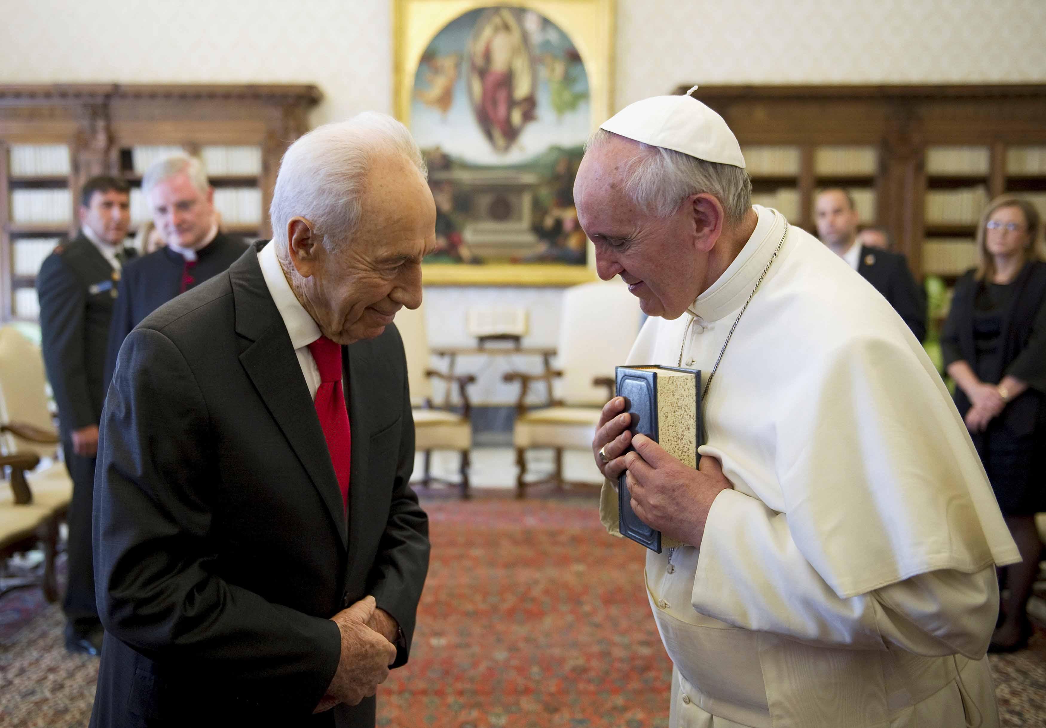 Israele piange Shimon Peres, l'ultimo dei padri della patria