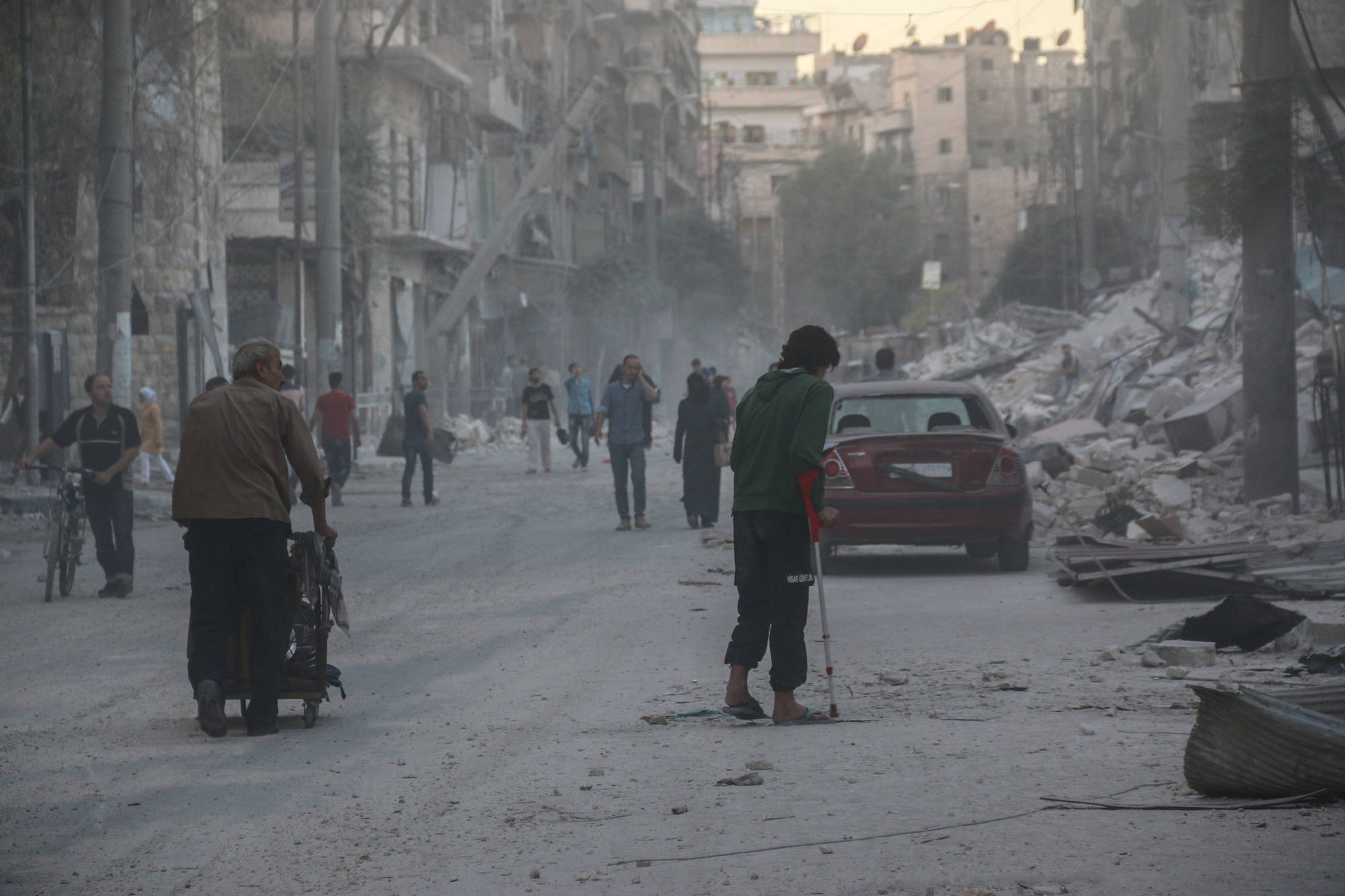 """Siria, Mosca replica agli Usa: """"Da voi politica di ricatti e minacce"""""""