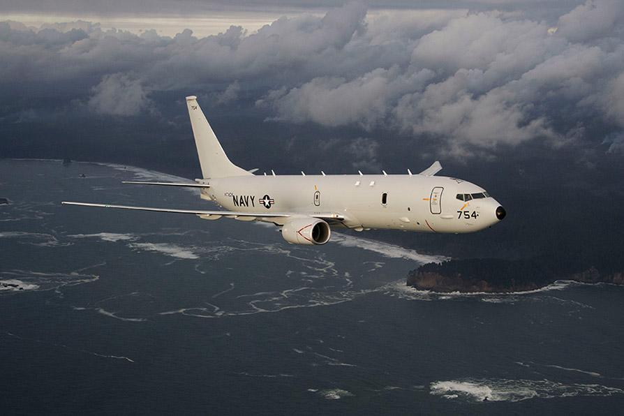La nuova flotta antisom Usa decolla da Sigonella