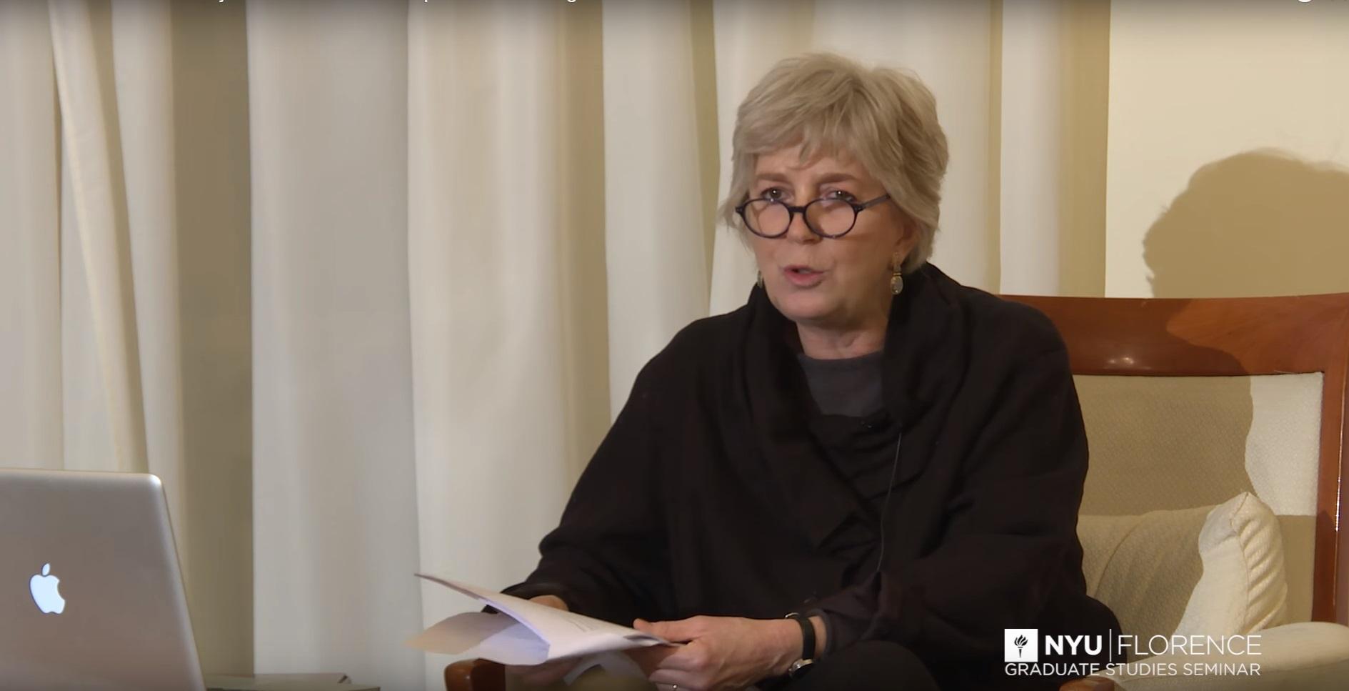 """Chi è Elena Ferrante? La traduttrice Anita Raja"""