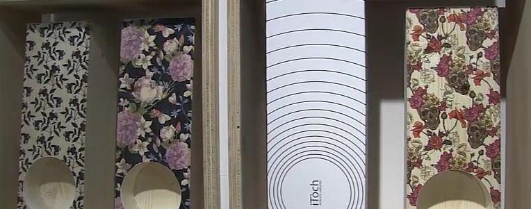 Itoch, l'amplificatore acustico per smartphone realizzato con il legno