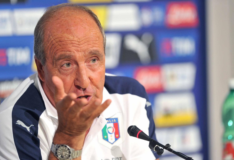 """Italia, Ventura: """"Balotelli? Ha qualità ma serve anche continuità"""""""