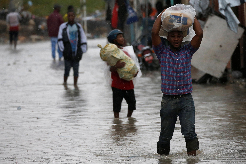Caraibi, l'uragano Matthew causa 11 morti
