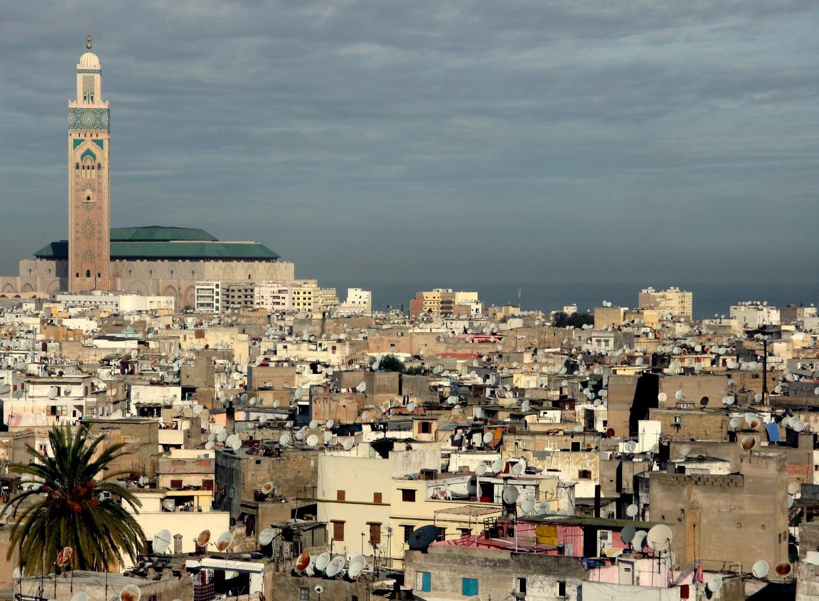 Marocco alle urne con l 39 incubo islamista - Marocco casablanca ...