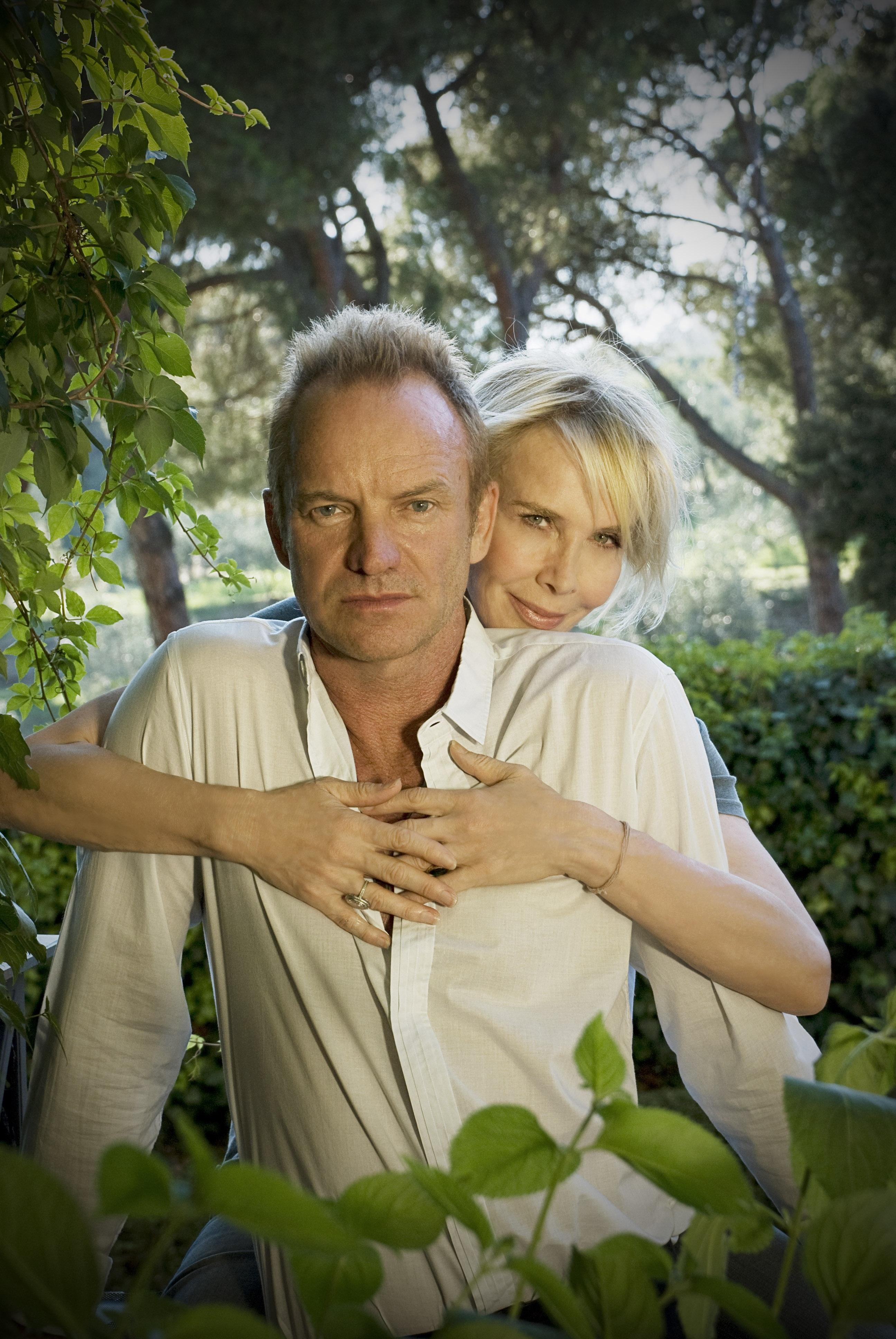 «Il segreto del matrimonio? Fortuna, yoga e tante risate»