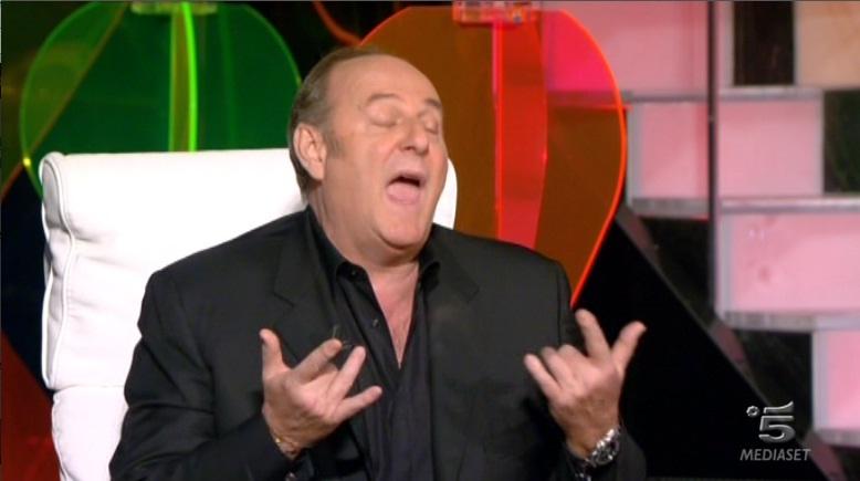 """""""Più patata per tutti"""": show di Gerry Scotti a """"Tu si que vales"""""""