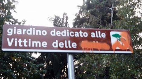 Milano, nuovo blitz anti-Foibe