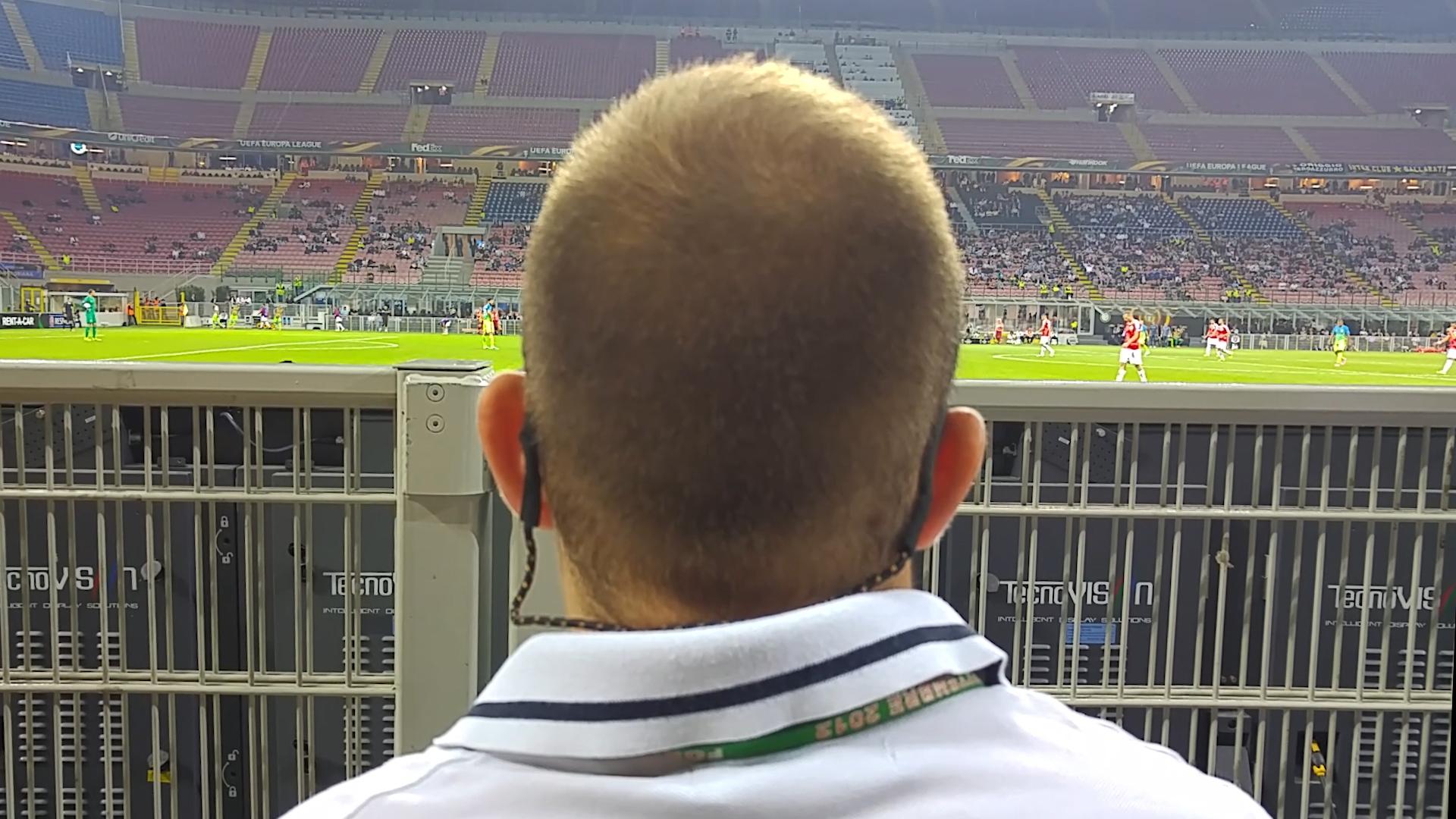 """Disabili discriminati a San Siro: """"Siamo tifosi come tutti gli altri"""""""