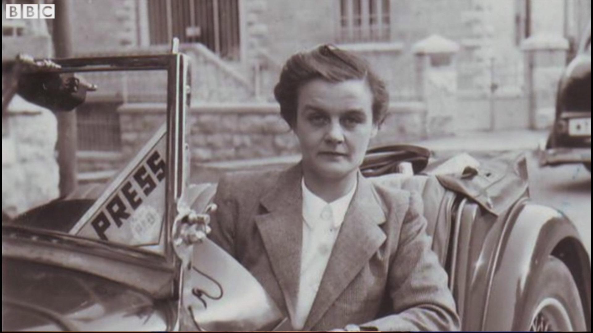Clare, 105 anni e uno scoop: la seconda guerra mondiale
