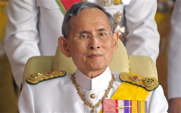 Morto il re della Thailandia Bhumibol Adulyadej