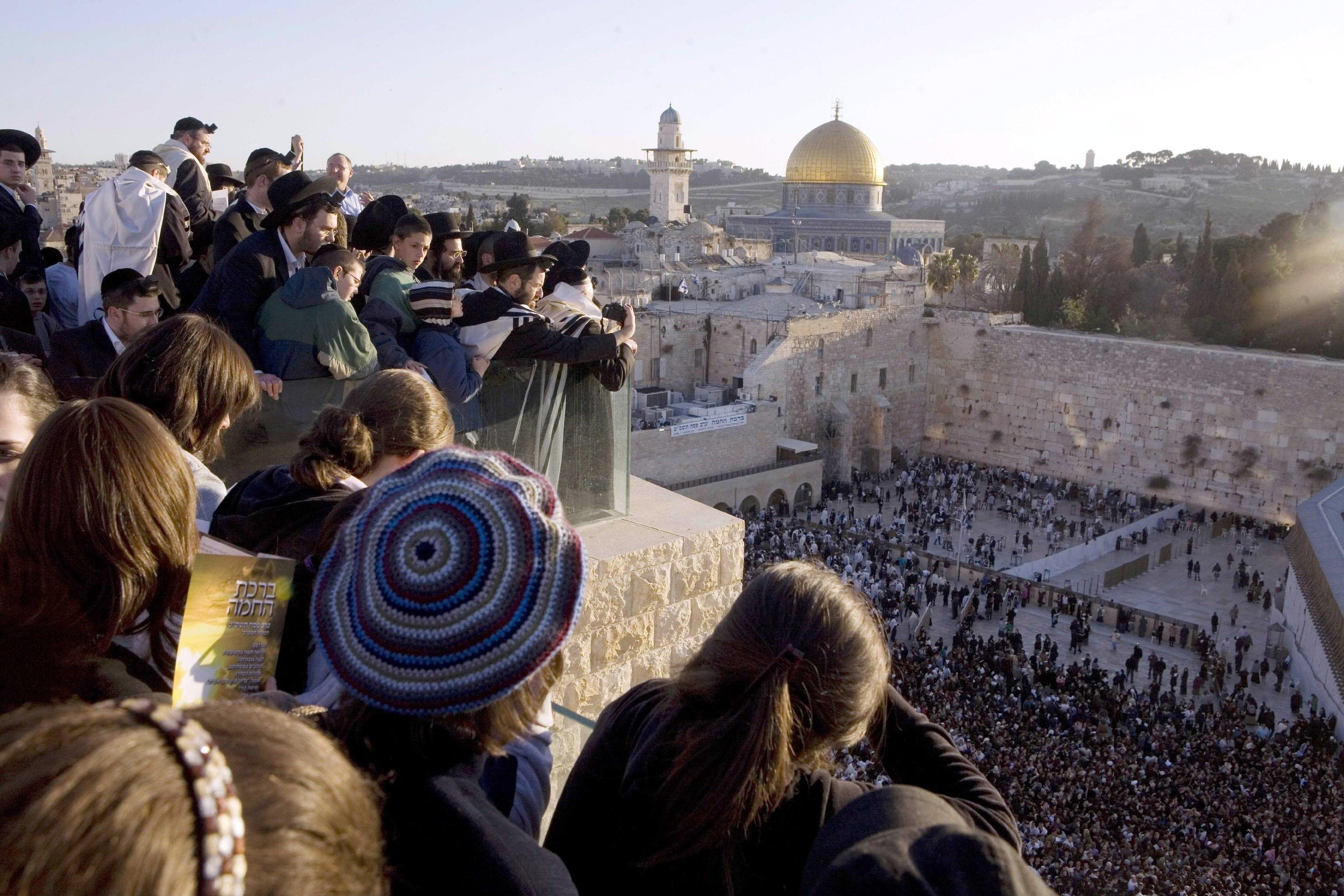 Scelta choc dell'Unesco: il Muro del Pianto non è un simbolo ebraico