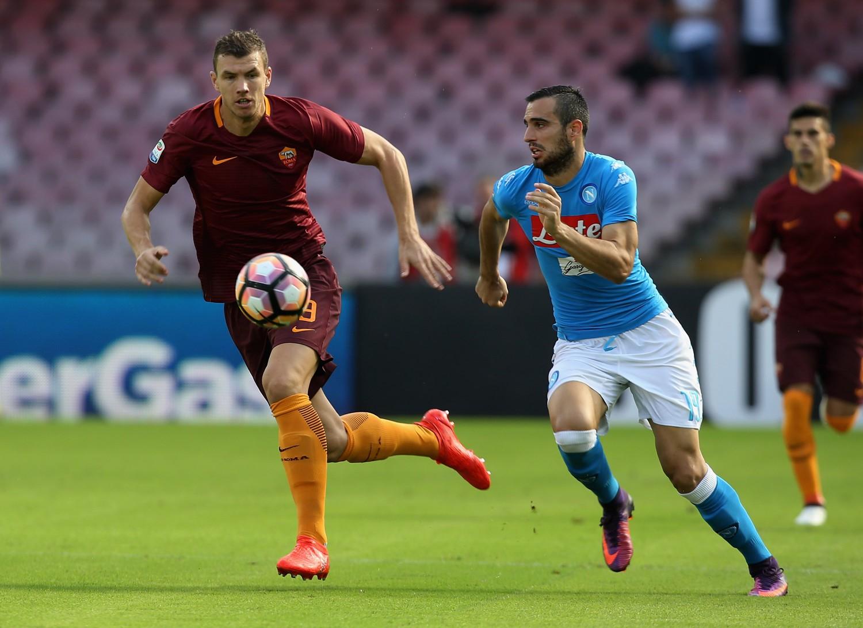 La Roma sorprende il Napoli al San Paolo: i giallorossi vincono per 3-1