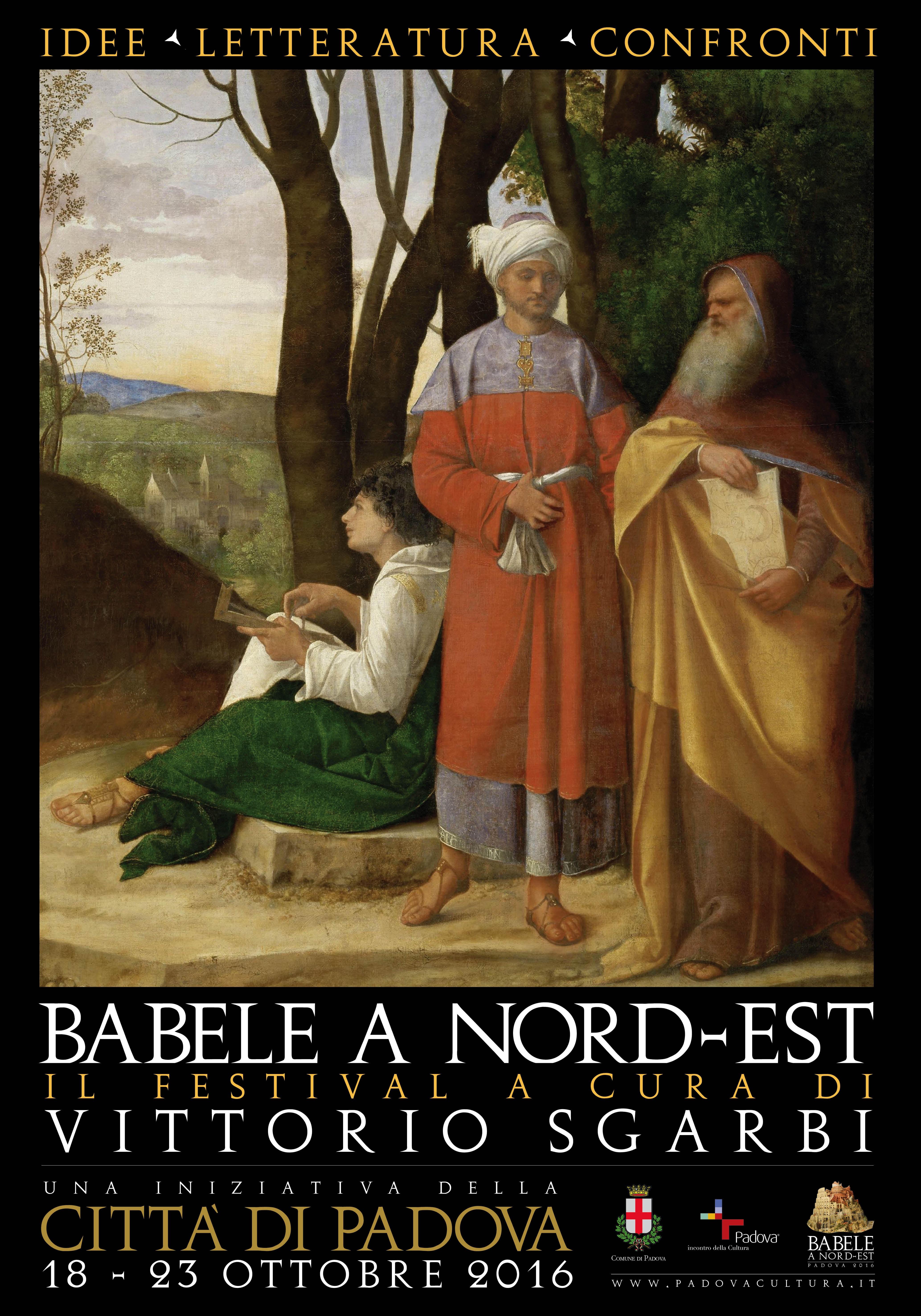Sgarbi toglie il velo all'islam, ecco il festival «Babele»