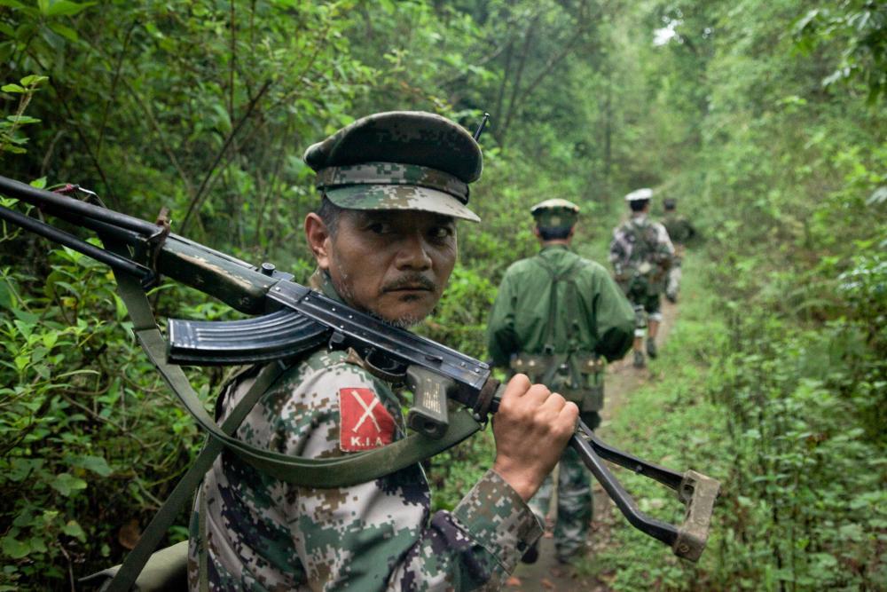 Kachin: Latest News, Photos, Videos on Kachin - NDTV.COM