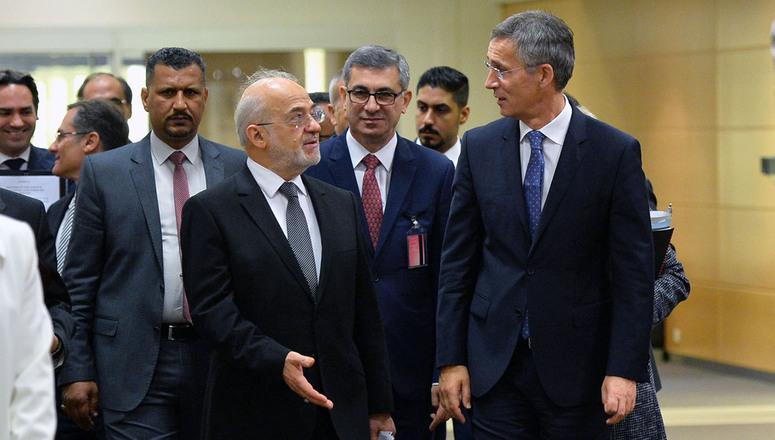 La Nato pronta ad addestrare l'esercito iracheno