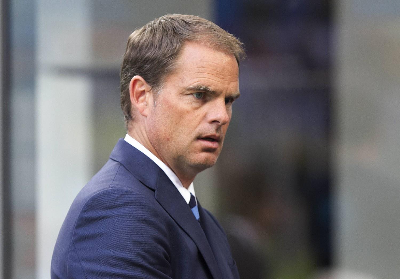"""Inter, de Boer: """"Io in bilico? No, miglioreremo ma dobbiamo farlo subito"""""""