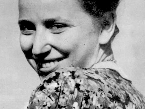 La figlia di Chaplin arriva a Trieste per il film verità sulle Foibe
