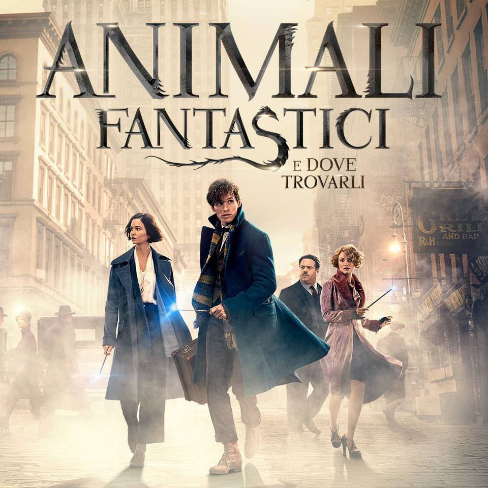 dvd-store.it: Animali fantastici e dove trovarli
