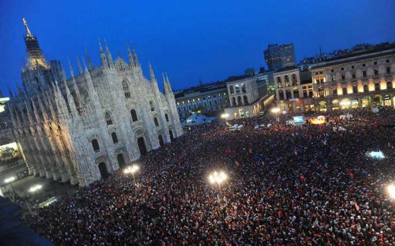 Capodanno in Piazza Duomo: svelati i nomi dei cantanti sul palco