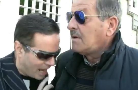 Il giornalista Klaus Davi aggredito a Gioia Tauro