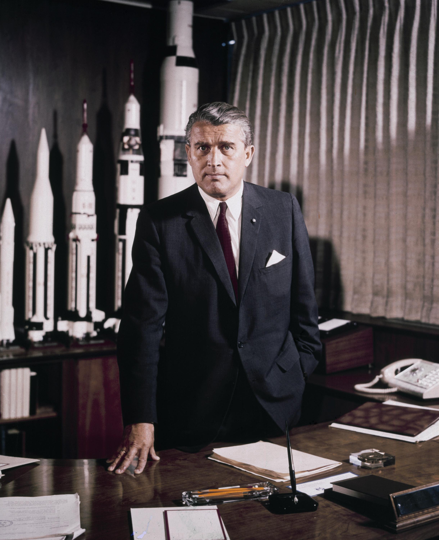 Americani e nazisti su Marte: si poteva fare, parola dello scienziato Wernher von Braun