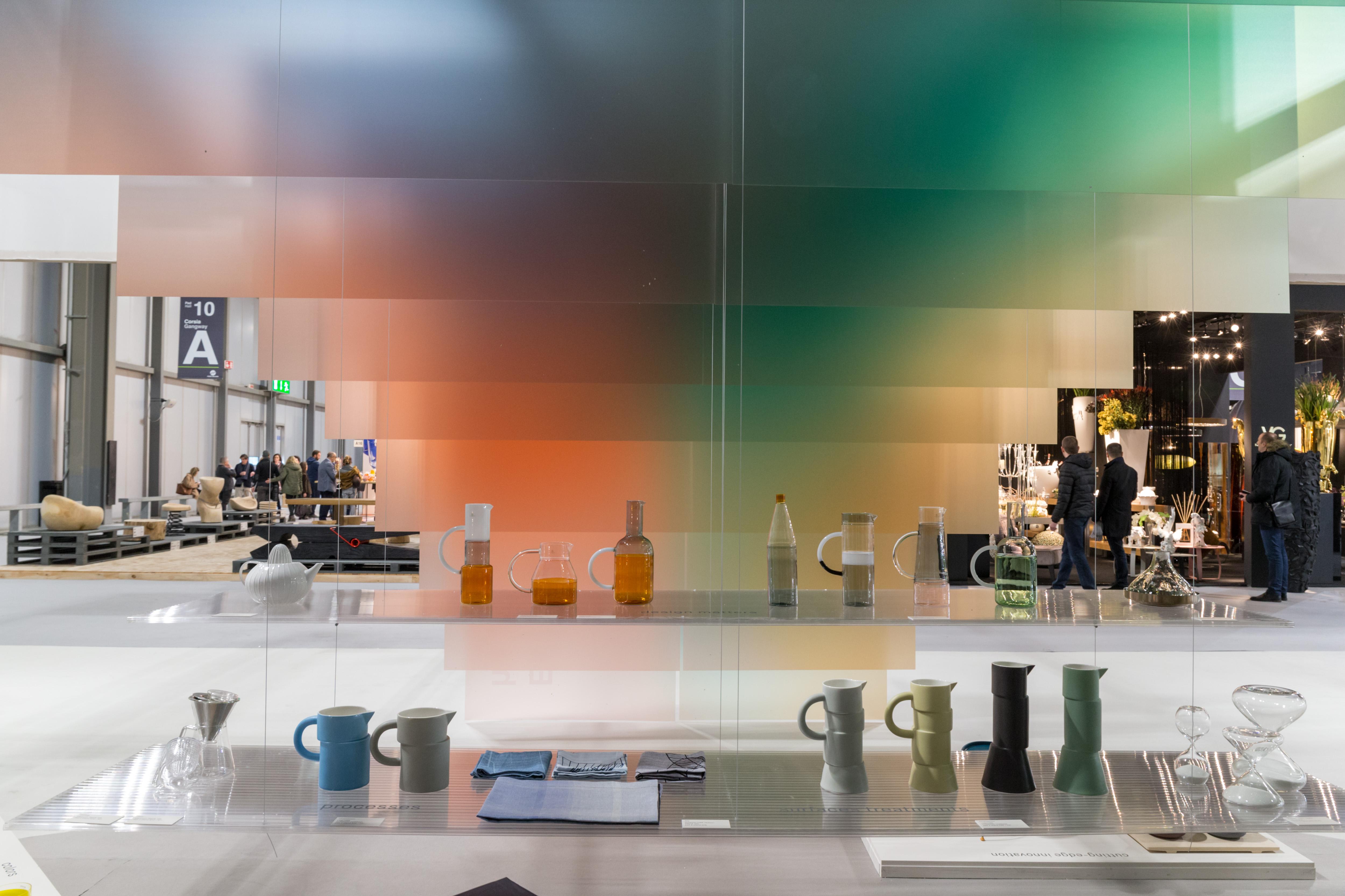 Il design veste le idee al salone degli stili di vita for Fiera milano design