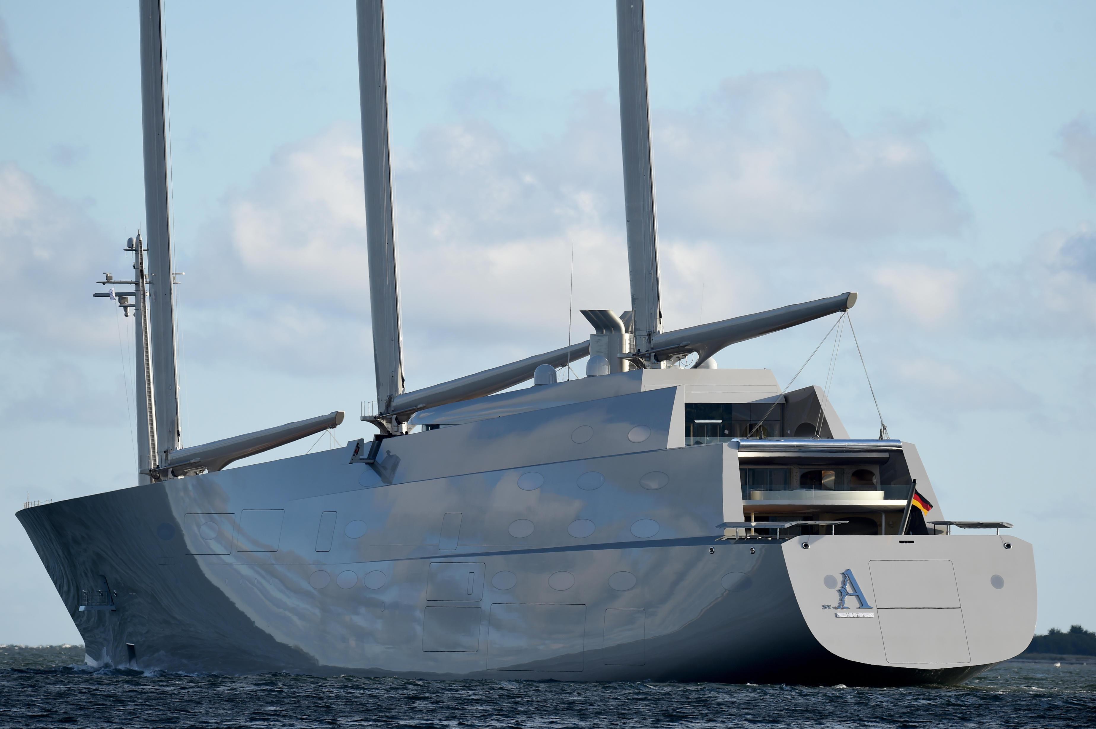 Barche pi grandi del mondo la cura dello yacht for Classifica yacht piu grandi del mondo