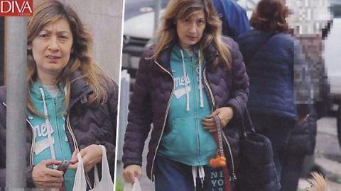 La gaffe di diva donna virginia raffaele incinta ma nelle foto non lei - Diva e donne giornale ...
