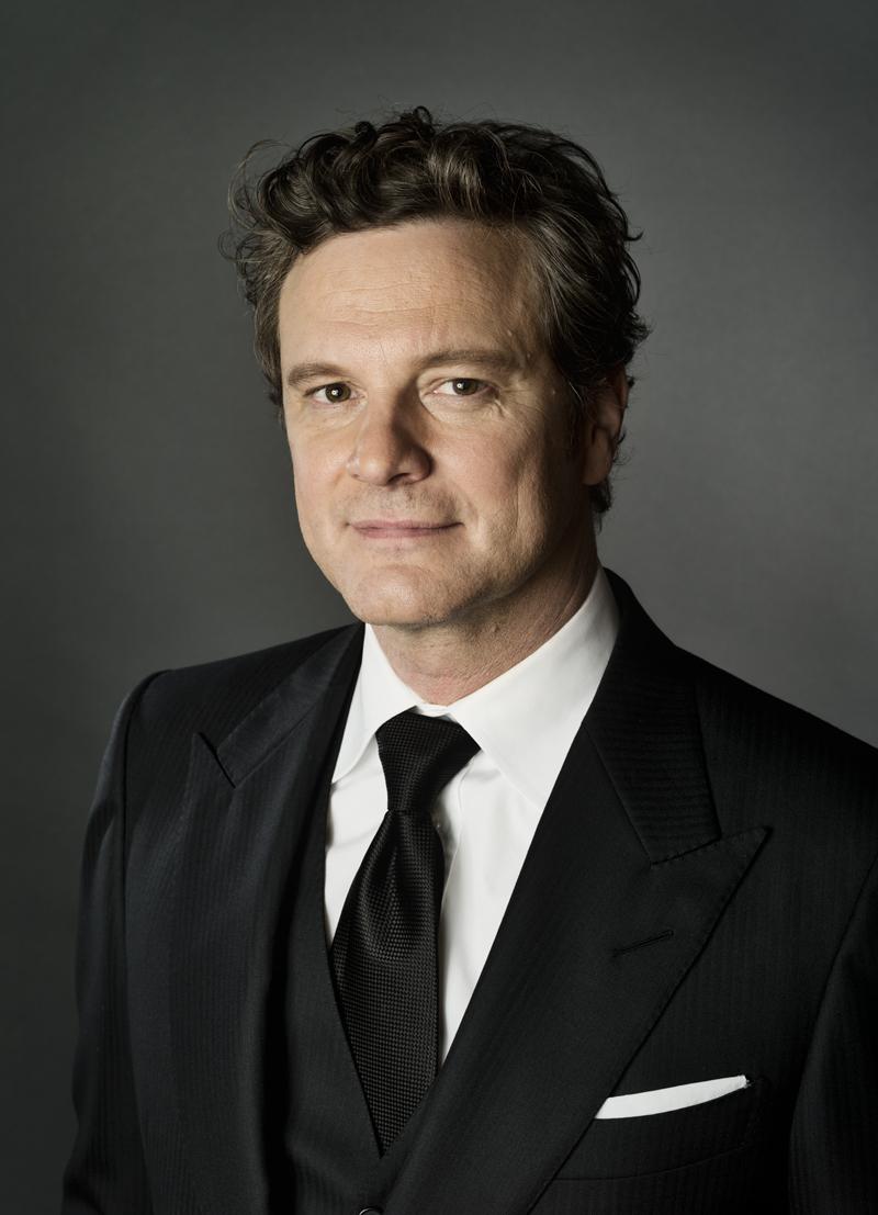 Colin Firth chiede la ...