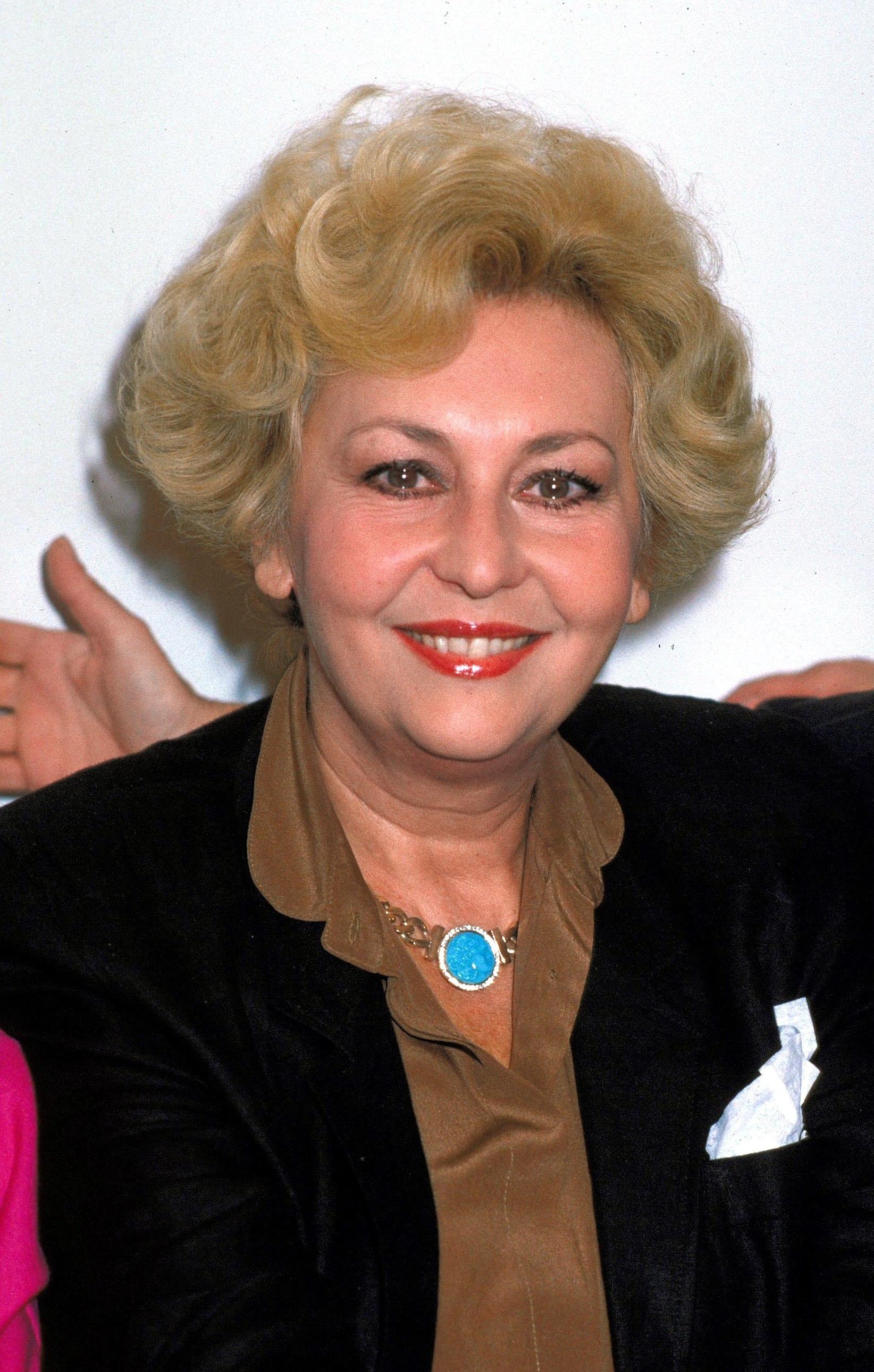 Morta Anna Maria Gambineri, storica signorina buonasera
