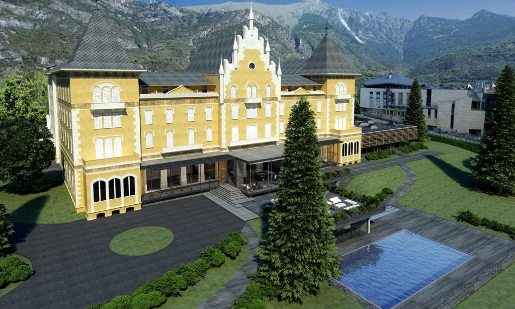 Hotel Foyer Saint Vincent : Il pugilato è di casa al saint vincent resort casino