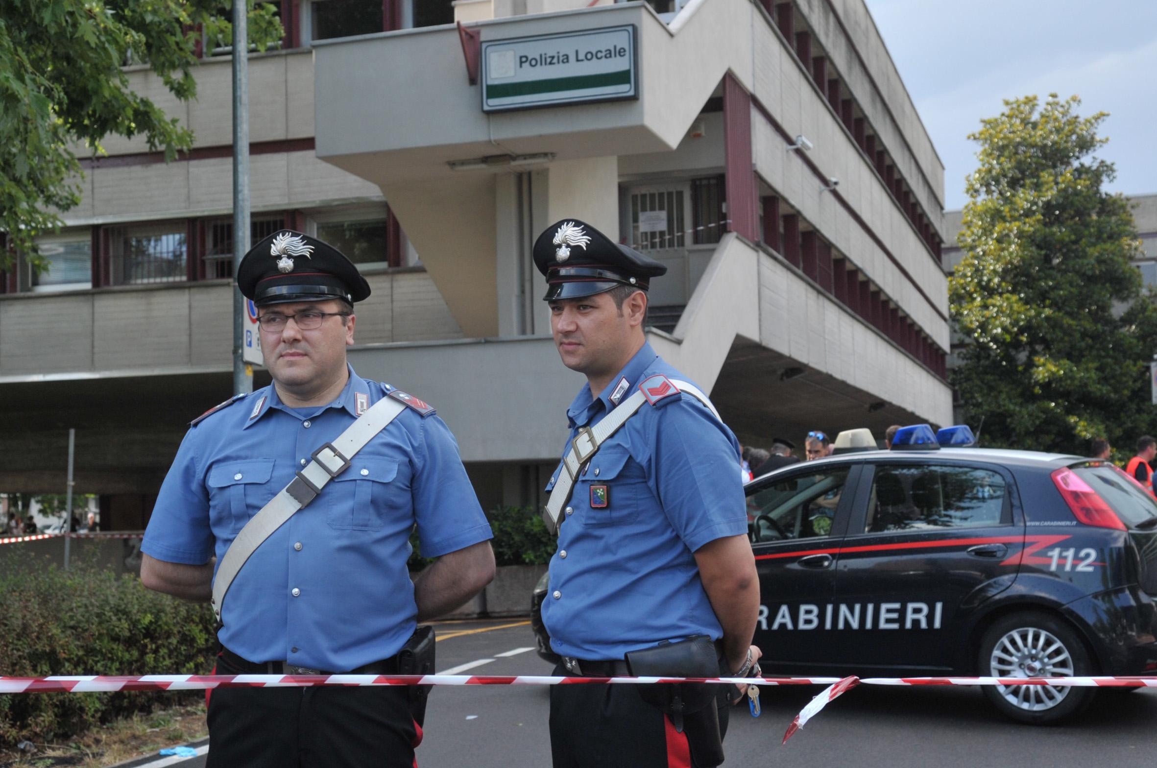 Sparatoria tra due vigili a san donato milanese omicidio for Arredamenti ballabio san donato milanese