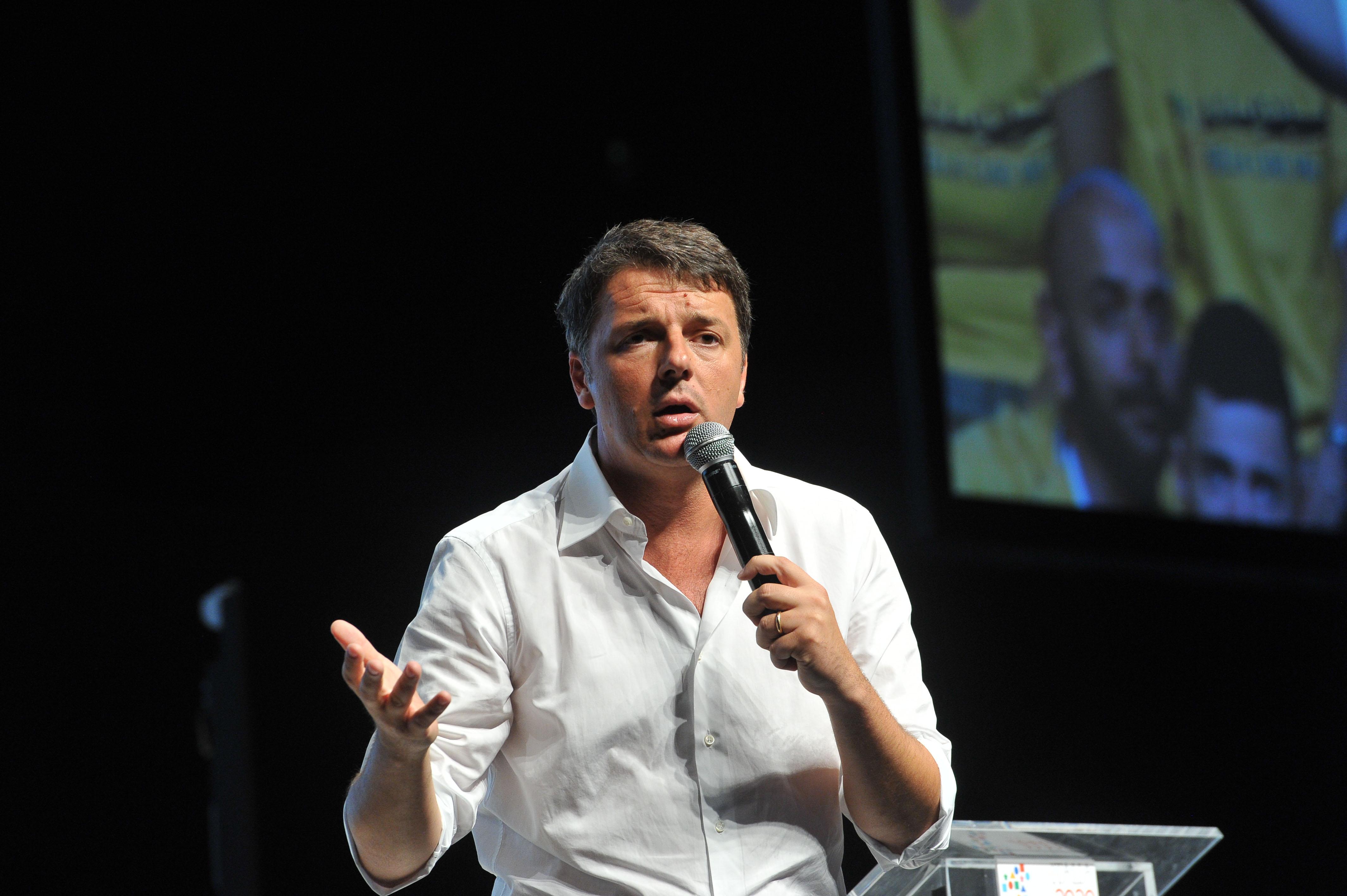 Renzi prova a blindare gentiloni for Cosa significa matteo