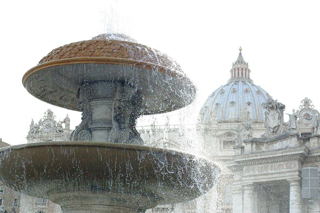 Siccit il vaticano spegne tutte le fontane pubbliche - Le finestre sul vaticano ...